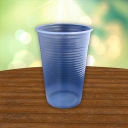 Vaso Transparente 180 ml.