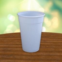 Vaso Blanco 180 ml.